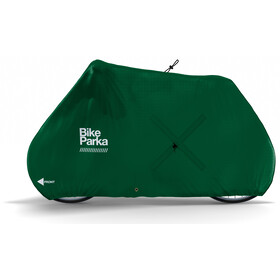 BikeParka Urban Bike Cover, green